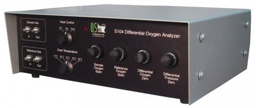 S104 DOX Differential O2 Analyzer