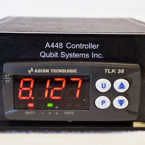 A448 Controller for total aquatic control