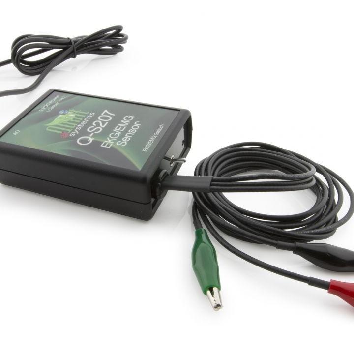 Q S207 EKG EMG Sensor