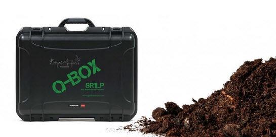 Q-Box SR1LP soil respiration